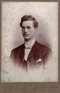 Fiddes 1st Generation 1905 Albert Fiddes